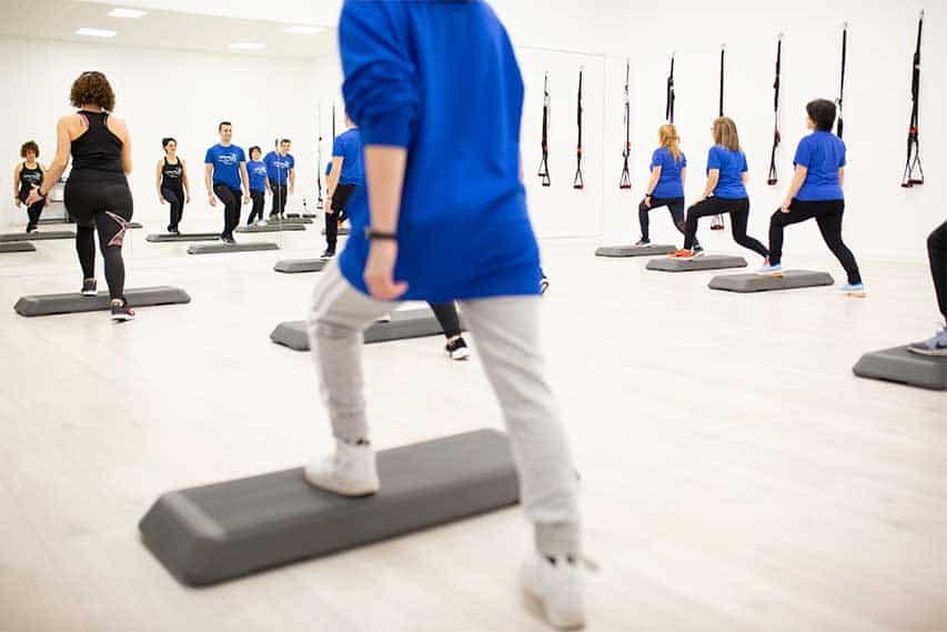 Tu centro actividades para mejorar la salud